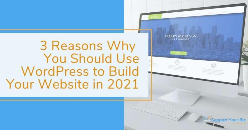 Why Choose WordPress